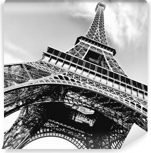 Fototapet av Vinyl Tour Eiffel
