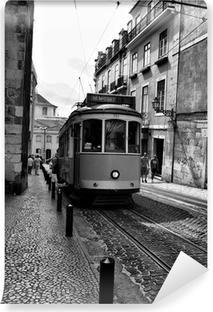 Fototapet av Vinyl Tranvia Lisboa