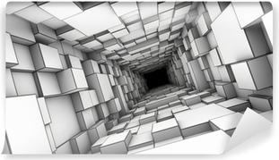 Fototapet av vinyl Tunnel