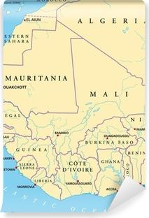 västafrika karta Dekor Västafrika Karta • Pixers®   Vi lever för förändring västafrika karta