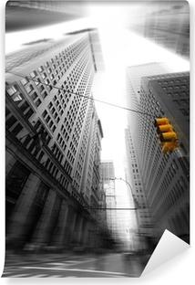 Fototapet av Vinyl Vie à new york