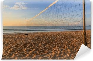 Volleyball net Vinyl fototapet