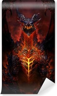 Fototapet av Vinyl World of Warcraft