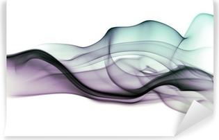 Vinylová Fototapeta Abstract smoke