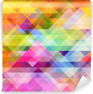 Fototapeta winylowa Abstrakcyjne geometryczne tle