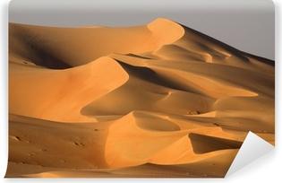 Vinylová Fototapeta Abu Dhabi je pouštní duny