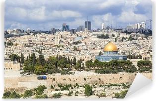 Vinylová Fototapeta Al-Aqsa na staré město