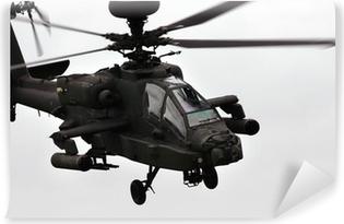 Vinylová Fototapeta Apache vrtulník létání