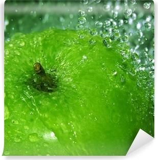 Vinylová Fototapeta Apple stříkající