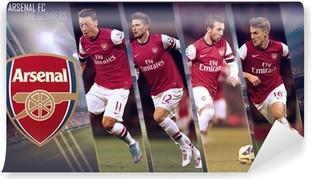 Vinylová Fototapeta Arsenal F.C.