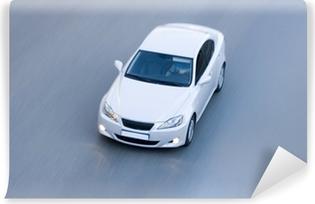 Vinylová Fototapeta Auto, některé rychlosti auto (Lexus, Toyota, BMW, nekonečno)
