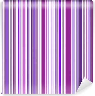 Vinylová Fototapeta Background-Shades of Purple Strpes