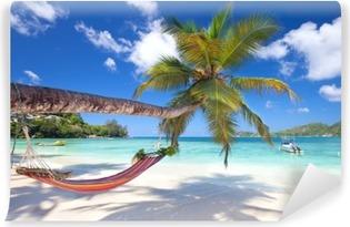 Vinylová Fototapeta Baie Lazare, Seychely