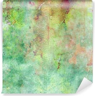 Vinylová Fototapeta Barva vody starý papír textury, vinobraní pozadí