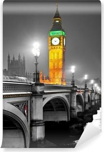 Fototapeta winylowa Big Ben, London, UK.