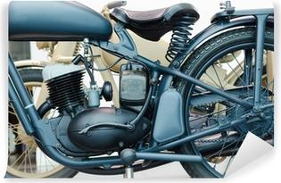 Vinylová Fototapeta Bike Nostalgie
