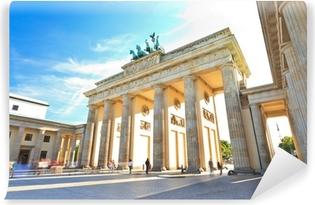 Vinylová Fototapeta Braniborská brána v Berlíně, Německo