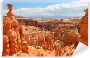 Vinylová Fototapeta Bryce Canyon národní park krajina, Utah, USA