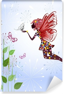 Vinylová Fototapeta Celestial Fairy