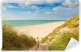 Vinylová Fototapeta Cesta na pláž