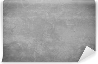 Vinylová Fototapeta Cihla kamenná šedá betonová zeď pozadí hrubý textura