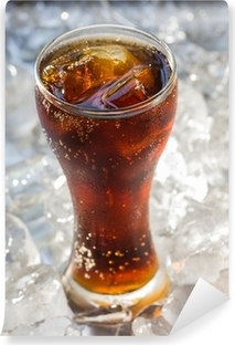Fototapeta winylowa Coca Cola
