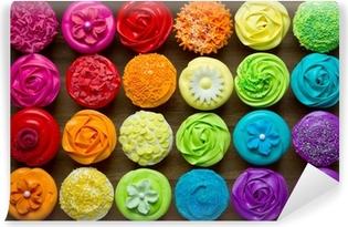 Vinylová Fototapeta Cupcakes