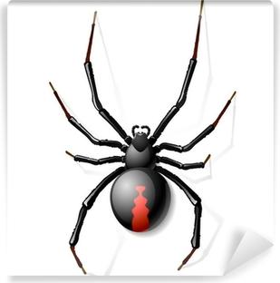 Naklejka 3d Render Z Skorpiona Z Błyszczącą Teksturą
