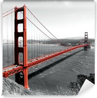 Fototapeta winylowa Czerwony most Golden Gate