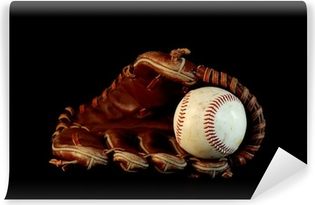 Fototapeta winylowa Czysta baseball