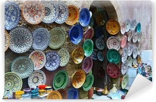 Fototapeta winylowa Dania marokańskie