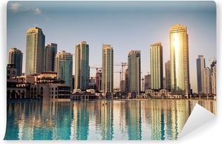 Fototapeta winylowa Dubai city