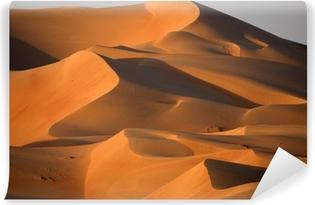 Vinylová Fototapeta Duny v Abu Dhabi