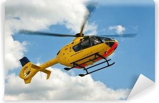 Vinylová Fototapeta EC135 záchranné vrtulníky