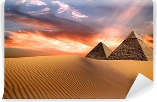 Vinylová Fototapeta Egypt