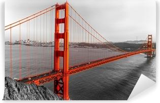 Fototapeta winylowa Golden Gate, San Francisco, Kalifornia, USA.