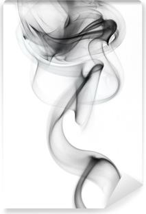 Vinylová Fototapeta Gray kouř