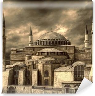 Vinylová Fototapeta Hagia Sophia, Istanbul