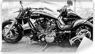 Vinylová Fototapeta Harley Davidson