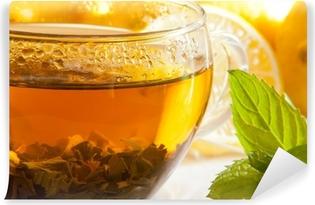 Fototapeta winylowa Herbata