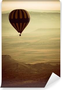 Vinylová Fototapeta Horkovzdušné balóny přes Kappadokii, Turecko