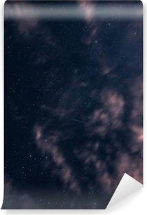 Vinylová Fototapeta Hvězdy mezi mraky