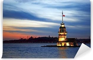 Vinylová Fototapeta Istanbul Night