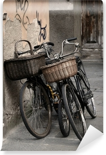 Vinylová Fototapeta Italské old-style kola v Lucca, Toskánsko