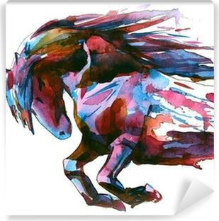 Fototapeta winylowa Koń