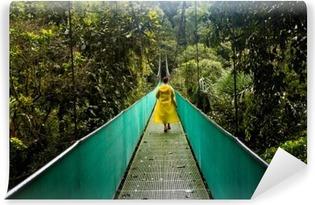 Vinylová Fototapeta Kostarika Rainforest