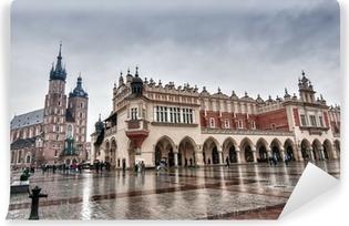 Fototapeta winylowa Kraków