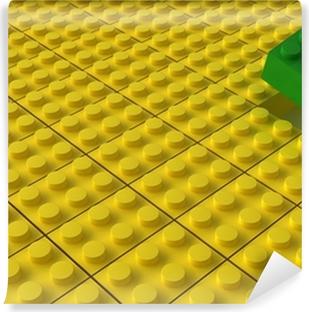 Vinylová Fototapeta Lego pozadí gy