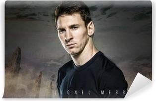Vinylová Fototapeta Lionel Messi