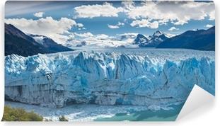 Fototapeta winylowa Lodowiec Perito Moreno, Patagonia, Argentyna - Panoramiczny widok